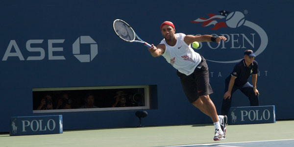 Olympus E-3: Top Seed at USOPEN